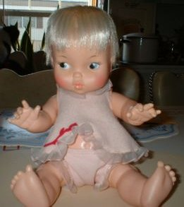 Vintage Ideal Tabatha Bewitched Doll